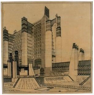 Antonio-SantElia-megastructure