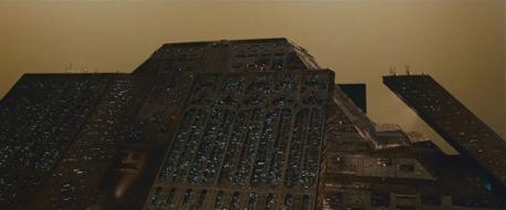 Bladerunner-Megastructure
