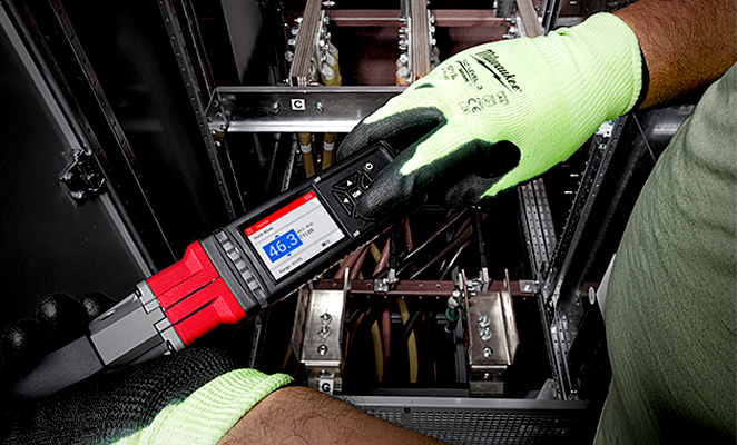 With the Milwaukee digital torque wrench, sync fastening events, then create reports for customers to verify a job well done.