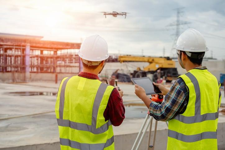 construction-drones
