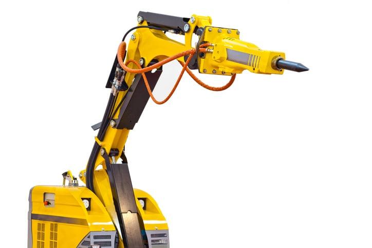 demolition-robot