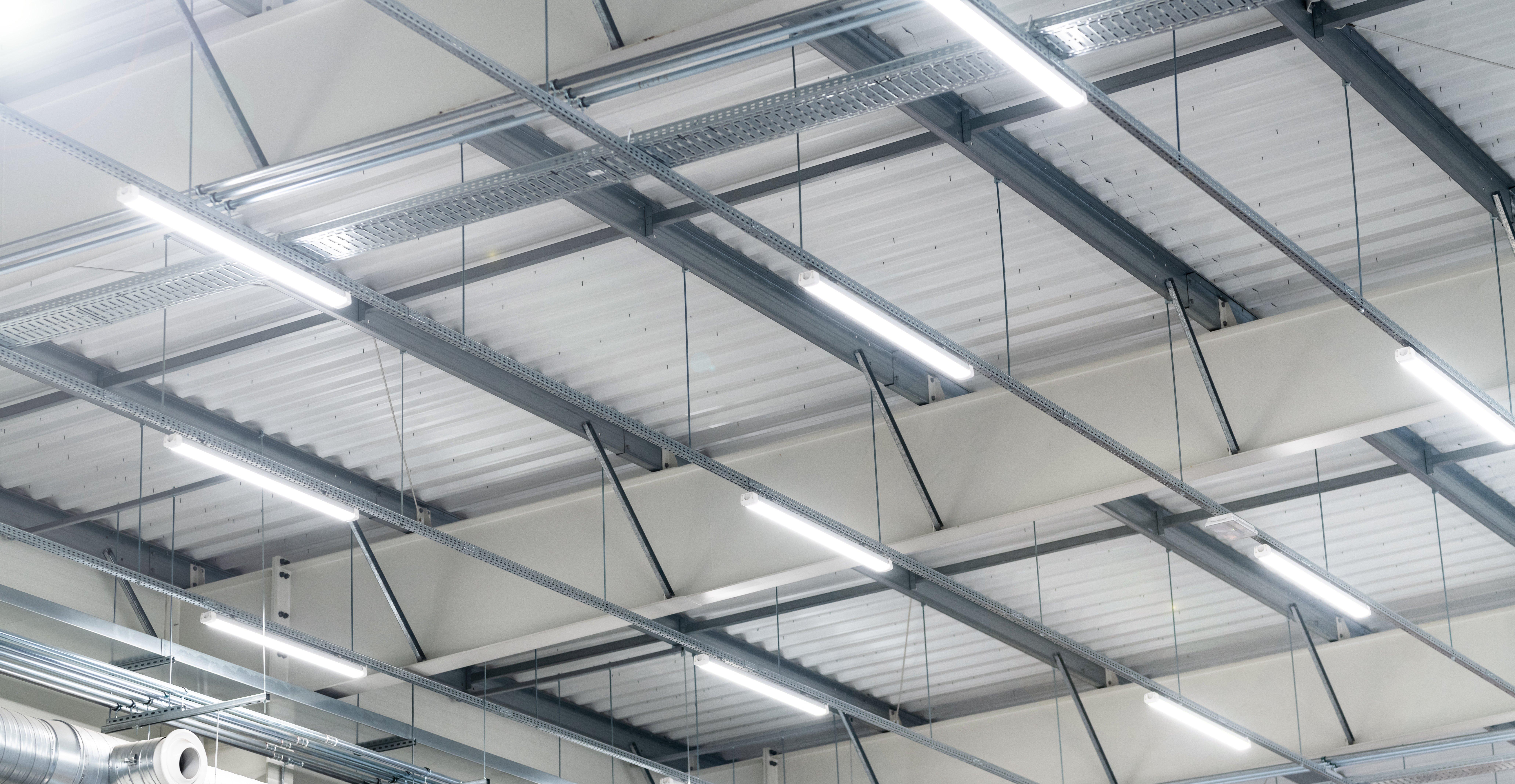 warehouse-led-overhead-lighting