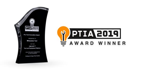 Milwaukee One-Key, winner of 2019 Pro Tool Innovation Award